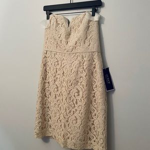 NWT J.Crew Cathleen Dress in Leavers Lace